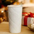 Starbucks® Opalescent Mugs - Set of 4, 12 fl oz